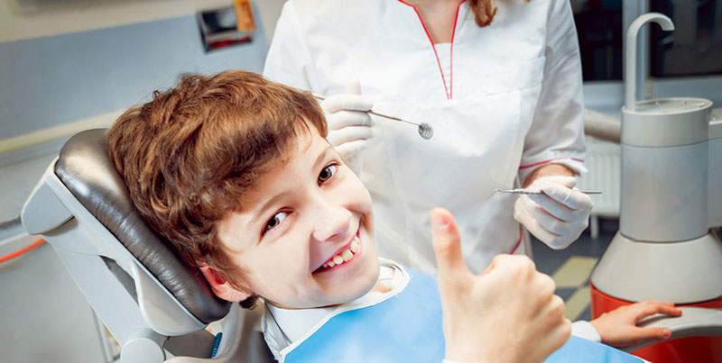 Childrens Dental Treatment